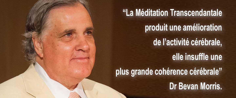 Bevan Morris et la Méditation Transcendantale pour le Sénégal
