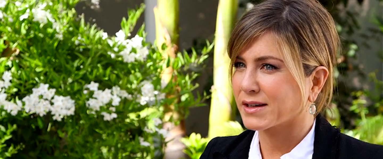Jennifer Aniston parle de la Méditation Transcendantale