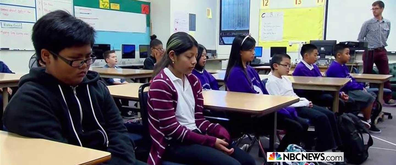 Méditation Transcendantale dans les écoles de San-Francisco