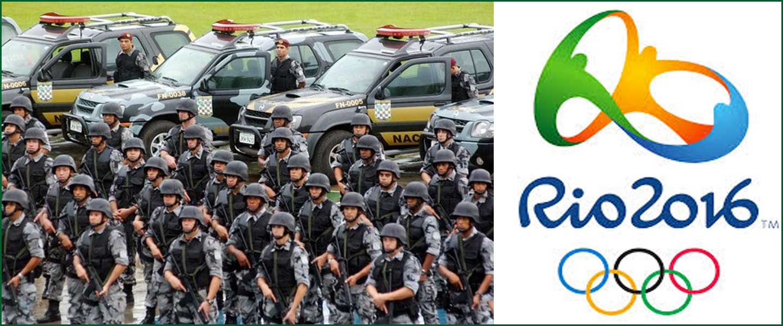 La police d'élitede Rio apprend la Méditation Transcendantale