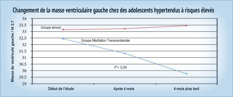 Méditation Transcendantale réduit les risques de maladies cardiovasculaires