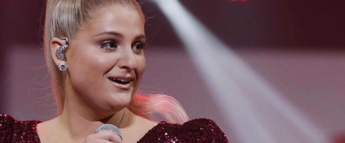 Meghan Trainor, AHA Go red for wamen et Méditation Transcendantale