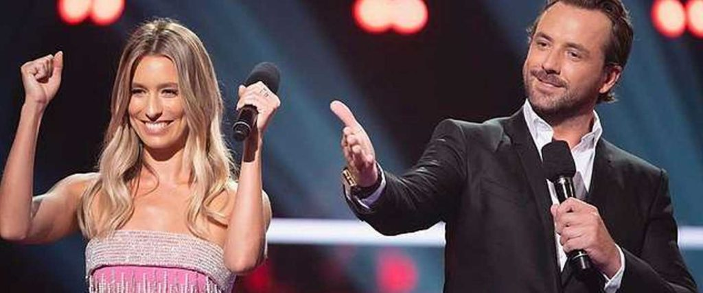 Renee Bargh et Daren McMullen - The Voice