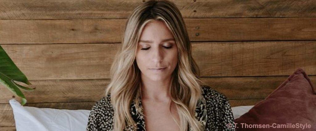 Renee Bargh en Méditation Transcendantale